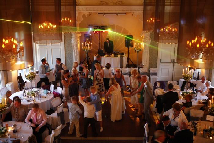 Speedy Disco Wedding Photo 1